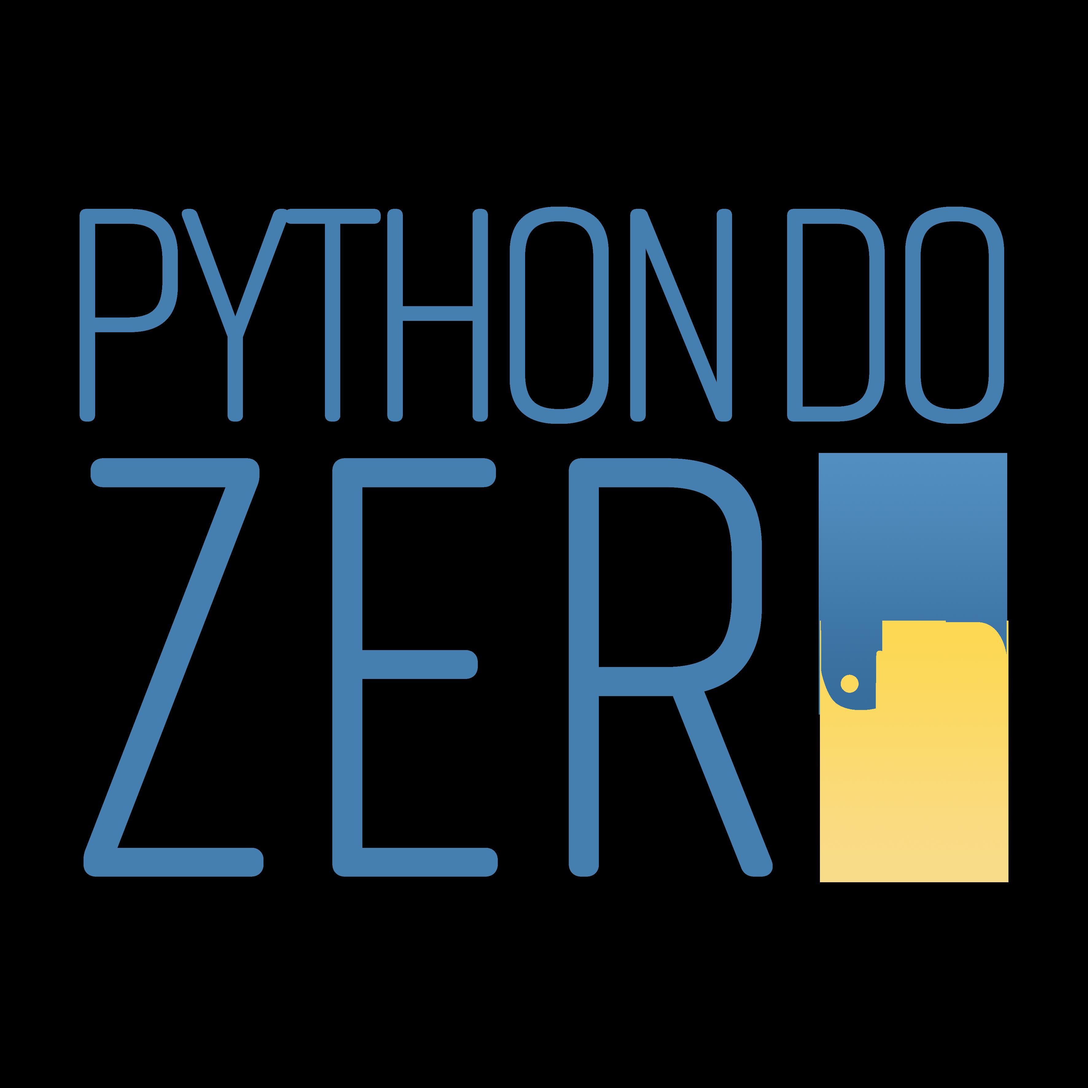 Aprenda a Programar em Python do Zero